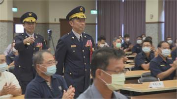 六龜分局連兩起警察酒駕肇事 陳其邁撂重話「查獲記兩大過、免職」