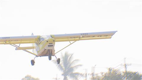 搭乘輕航機偽出國 飛行體驗玩家增三成