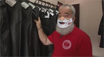 新冠疫情衝擊 耶誕老人也失業