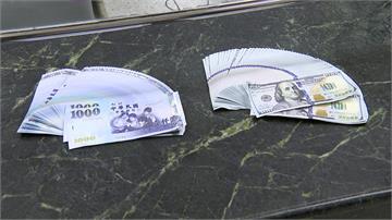 股匯雙跌!新台幣由升轉貶、台股跌80點 三大法人賣超130億