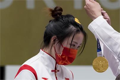 東奧金牌選手被罵滾出祖國 中國作家怒槓網友:垃圾人!