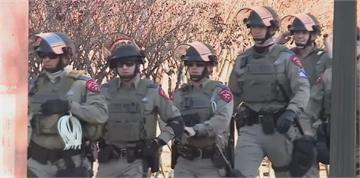 FBI:就職日恐有武裝示威 彭斯造訪FEMA謝國民兵