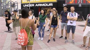 台灣觀光業非中國客不可?網紅實際街訪狠打臉