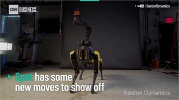人工智慧再邁進 機器狗會隨音樂起舞
