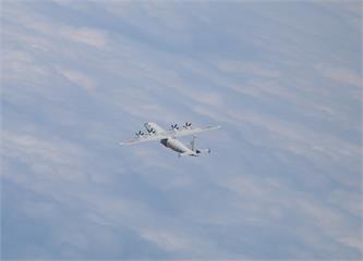 快新聞/共機又來! 一架運8闖我西南空域 空軍防空飛彈追監