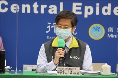 快新聞/證實台大醫院護理師染疫 張上淳:不易判定社區、院內感染