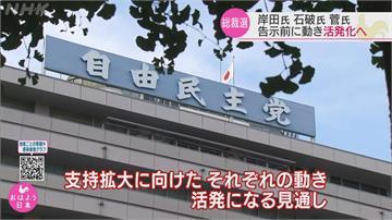 「令和大叔」菅義偉參選「篤定當選」 獲自民黨多數派系支持延續安倍路