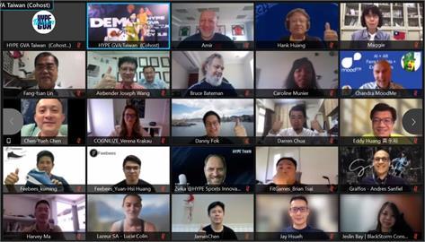 臺灣運動創新加速器《Demo Day運動科技創新成果展》直播開打!