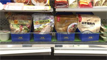 宅經濟當道!超商冷凍、即食銷量暢旺 卜蜂「雞胸肉」月銷破10萬包