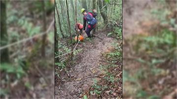 尖石再發生山難! 登山客北德拉曼山倒地喪命