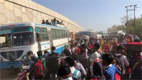 全球/印度第二波疫情大失控 專家憂恐蔓延全球!