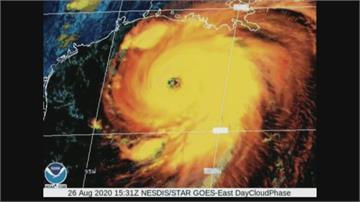 颶風「蘿拉」將登陸美國 德州、路州急撤60萬人
