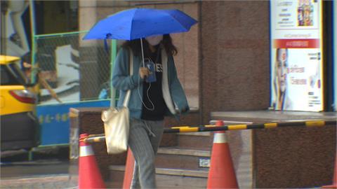 快新聞/記得帶傘! 東北季風來襲 新北、基隆大雨特報