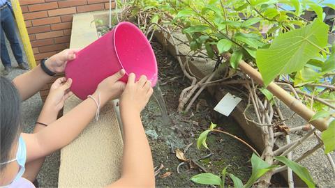 「供五停二」分區限水 學生人人備塑膠桶...省水大妙用