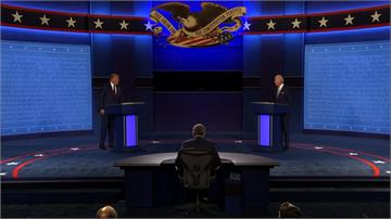 美選激辯最終戰 防插話重演前兩分鐘「關麥」