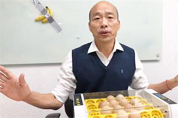 快新聞/韓國瑜派5位小編「緊盯孵蛋」後敗選 朱學恒驚:花這麼多人力!