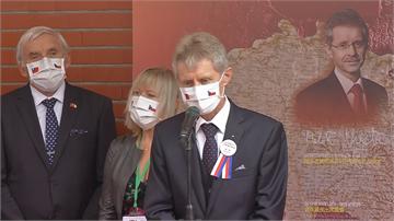 快新聞/出訪台灣頻遭中國施壓 韋德齊:不該聽非民主國家的命令