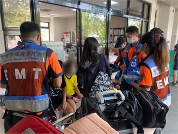 快新聞/疑食物中毒 台南新營某國中6學生喝完果汁上吐下瀉送醫