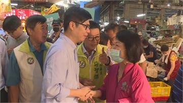 快新聞/陳其邁競選團隊下週一公布 吳怡農將擔任顧問