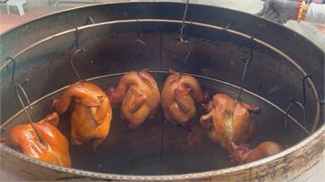 浪子回頭賣烤雞創業 育幼院烤雞分享