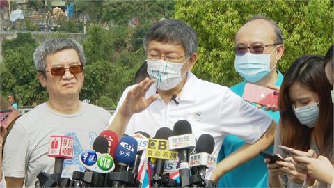 快新聞/「世界未來15年仍反中!」 柯文哲評新疆棉風暴:中國要想辦法改善國際形象