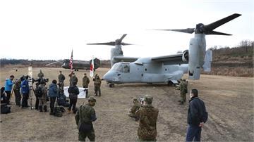 全球/反制中國擴張南海勢力 日本岩國基地強化部署