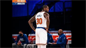 NBA/狂飆7顆三分彈 藍道轟44分率尼克擊退老鷹