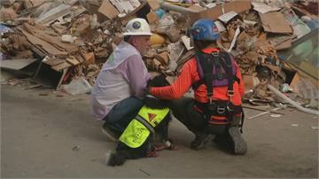 黎巴嫩大爆炸瓦礫堆測到生命跡象!搜救隊奮力挖掘中