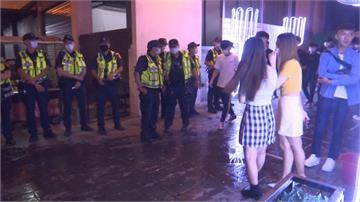 4天連假擴大臨檢還要「幫撿屍」警察夜店驚見「男男新娘抱」