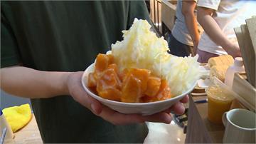 炎夏限定「夏雪芒果」甜點!爆漿泡芙、濃郁生乳卷刺激味蕾