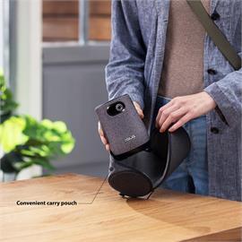 3C/榮獲許多國際大獎的華碩「ASUS ZenBeam Latte L1」攜帶式投影機在台上市