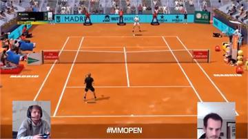 網球/馬德里大師賽線上開打 莫瑞「復活」上場摘冠