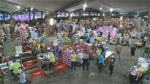 烟花颱風襲台前搶購效應 批發價持續走高