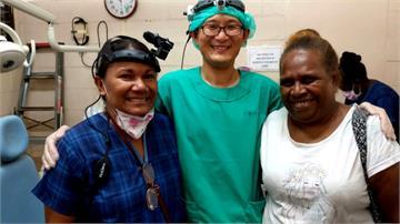 醫療外交!率團至索羅門群島 高醫7天完成26手術
