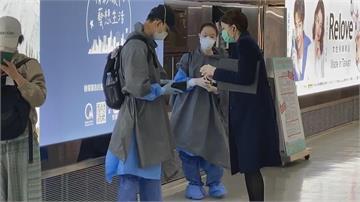 今+6! 3埃及人染疫為家庭群聚 指揮中心排除境內、機上感染
