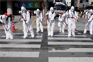 快新聞/變異病毒株肆虐 南韓發生首起變種病毒群聚感染案