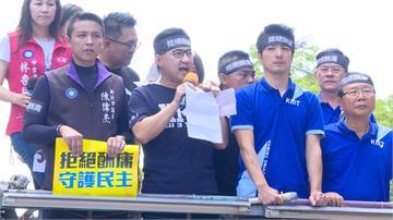 國民黨裡應外合擋監院人事案 江啟臣揚言長期抗戰