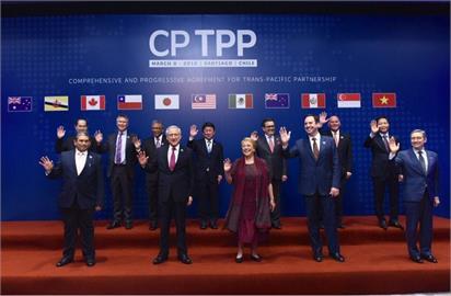 前台中市新聞局長卓冠廷發文 台灣遞交申請加入CPTPP