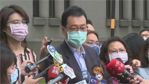 快新聞/國民黨癱瘓議事再指控蔡其昌不公!列3點向游錫堃「告狀」:應送紀律委員會