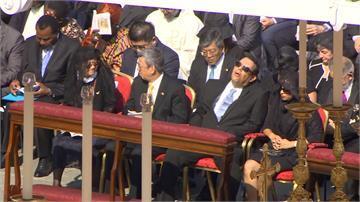 陳建仁三訪教廷出席封聖 蔡總統:邦交沒問題
