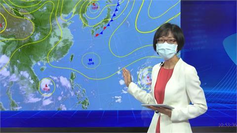 入秋首波東北風今增強 兩熱低壓1-2天恐成颱