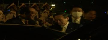 延續安倍亞太政策?日本首相菅義偉抵越南會晤阮春福