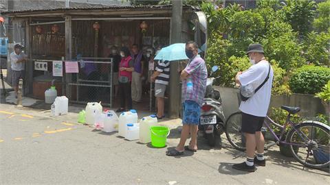 鳳山文山里300年「赤山龍目井」端午節開放2小時供居民取午時水
