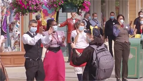 法國防疫有成 解除出門戴口罩規定