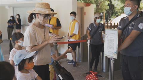 迎降級首週末! 林智堅視察新竹動物園防疫