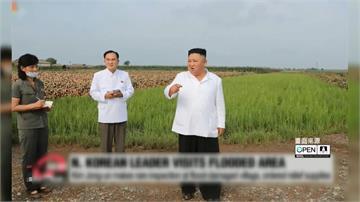 全球/颱風「巴威」橫掃中國東北、北朝鮮!金正恩親駕勘災受矚