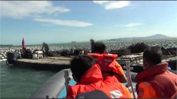 海巡查扣越界中船 竟是...  邊境防疫重於案情調查!