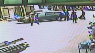 酒駕撞機車 騎士怒擊破玻璃 駕駛:癌末代謝差 機車3載都沒戴安全帽 違規遭警依法告發