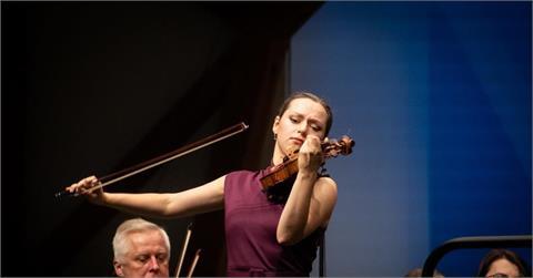美國小提琴家Maria Ioudenitch榮獲2021漢諾威姚阿幸小提琴大賽首獎