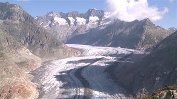 全球暖化冰河消失 瑞士觀景列車旅遊將成絕響